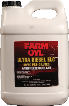 Ultra Diesel 50/50 Pre-Mix (Extended Life Coolant)